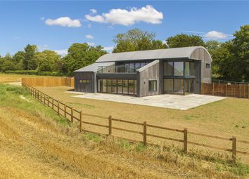 Thumbnail 4 bedroom detached house for sale in Church Lane, Reed, Royston