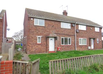 Thumbnail 3 bedroom semi-detached house for sale in Mayflower Road, Fishtoft, Boston