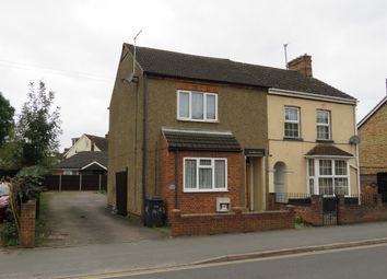 Thumbnail 2 bed flat for sale in Spring Road, Kempston, Bedford