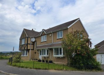 Thumbnail 4 bed detached house for sale in Wallwern Wood, Chepstow