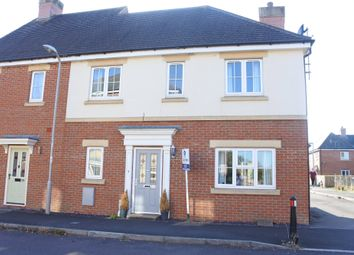 Thumbnail 3 bed semi-detached house to rent in King John Road, Gillingham