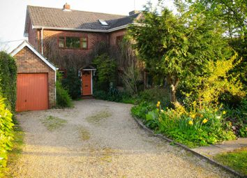Thumbnail 4 bed detached house for sale in Salisbury Road, Andover