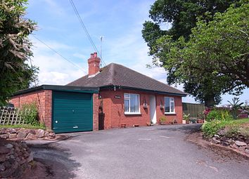 Thumbnail 2 bed detached bungalow for sale in Hereford Road, Ledbury