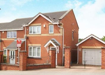 Thumbnail 3 bed semi-detached house for sale in Queen Mary Road, Sheffield, South Yorkshire