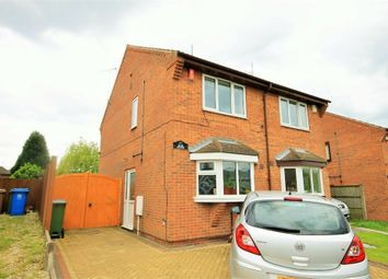 Thumbnail 2 bed semi-detached house for sale in Goodacre Street, Mansfield, Nottinghamshire