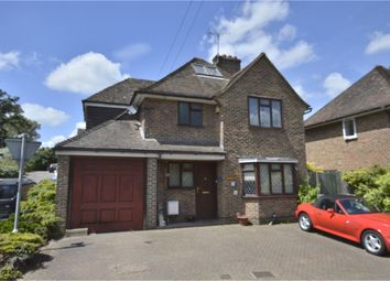 Thumbnail 4 bed detached house for sale in The Frenches, Redhill