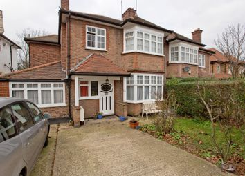 Thumbnail 5 bed semi-detached house for sale in Princes Park Avenue, Golders Green, London