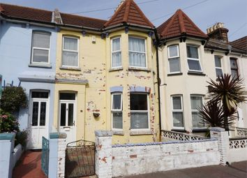 Thumbnail 4 bed terraced house for sale in Beach Road, Eastbourne, East Sussex