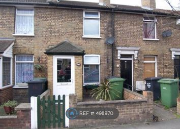 Thumbnail 2 bed terraced house to rent in St. Albans Road, Dartford