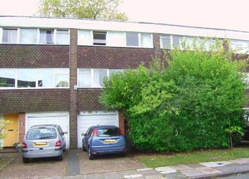 Thumbnail 4 bed town house to rent in Heronsforde, Ealing