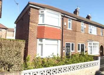Thumbnail 3 bedroom end terrace house for sale in Cemetery Road South, Swinton, Manchester, Greater Manchester