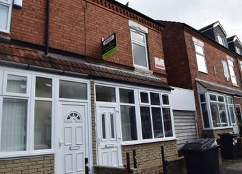 Thumbnail 1 bedroom terraced house to rent in Hubert Road, Selly Oak, Birmingham