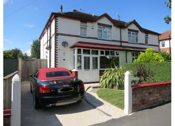 Thumbnail 3 bed semi-detached house for sale in Sefton Road, Chester