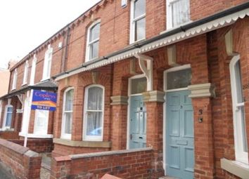 Thumbnail 4 bedroom terraced house to rent in Wigginton Terrace, York