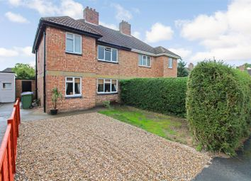 Thumbnail 3 bed semi-detached house for sale in Northfield Crescent, Driffield
