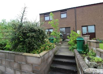 Thumbnail 3 bedroom end terrace house for sale in Hillrise, Kirriemuir