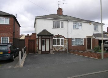 Thumbnail 3 bed semi-detached house to rent in Lewis Road, Stourbridge, West Midlands
