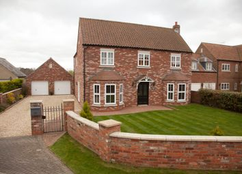 Thumbnail 4 bed detached house for sale in Abbey Park, Torksey, Lincoln, Lincolnshire