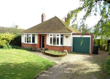 Thumbnail 4 bedroom detached bungalow for sale in Park Road, Needham Market, Ipswich