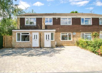 Thumbnail 3 bed terraced house for sale in Hutsons Close, Wokingham, Berkshire