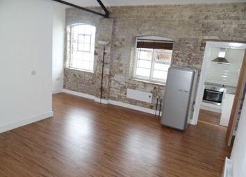 Thumbnail Studio to rent in Caroline Street, Jewellery Quarter, Birmingham