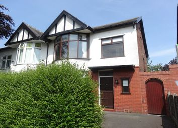 Thumbnail 3 bedroom semi-detached house for sale in Beacon Grove, Fulwood, Preston