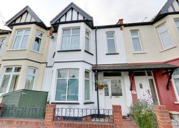 Thumbnail 4 bedroom terraced house for sale in Fleetwood Avenue, Westcliff-On-Sea, Essex