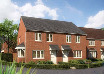 "Thumbnail 2 bed semi-detached house for sale in ""The Holly"" at Townsend Road, Shrivenham, Swindon"