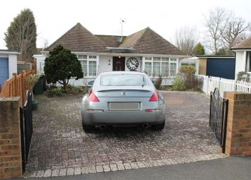 Thumbnail 2 bed detached bungalow to rent in Ocklynge Close, Bexhill-On-Sea