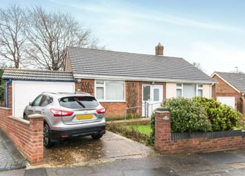 Thumbnail 2 bedroom detached bungalow for sale in Kinsbourne Close, Southampton