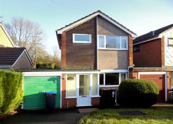 Thumbnail 3 bed semi-detached house for sale in Wallbridge Drive, Leek, Staffordshire