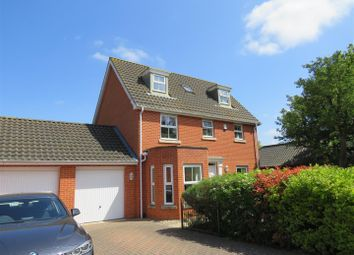 Thumbnail 5 bed detached house to rent in Earles Gardens, Norwich