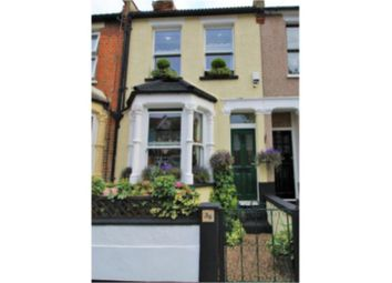 Thumbnail 2 bed terraced house for sale in Dore Avenue, London