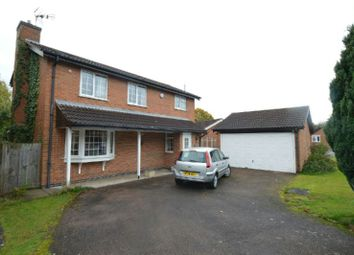 4 bed detached house for sale in Halter Slade, Wigston LE18