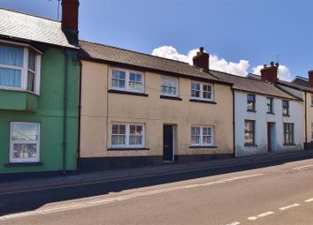 Thumbnail 4 bedroom terraced house for sale in High Street, Fishguard