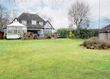 Thumbnail 4 bed detached house for sale in Chertsey Lane, Staines-Upon-Thames, Surrey