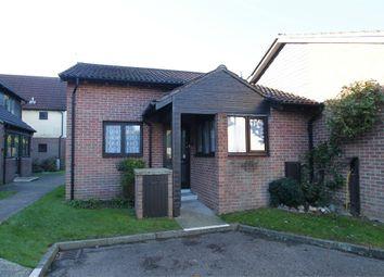 Thumbnail 2 bedroom terraced bungalow for sale in Bader Court, Martlesham Heath, Ipswich, Suffolk
