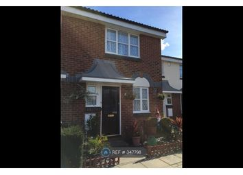 Thumbnail 2 bed terraced house to rent in Riverhead Close, Milton, Southsea