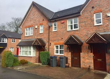Thumbnail 2 bed terraced house to rent in Chester Gardens, Sutton Coldfield