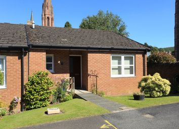 Thumbnail 2 bed bungalow for sale in Strathearn Court, Crieff