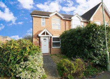 Thumbnail 2 bedroom terraced house for sale in Longford Way, Didcot