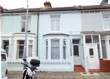 Thumbnail 5 bed terraced house for sale in Mafeking Road, Southsea