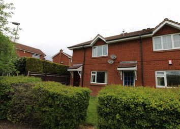 Thumbnail 1 bedroom flat for sale in Roper Walk, Woodsetton, Dudley