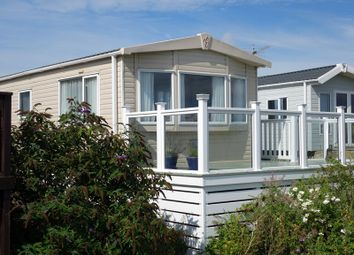 Thumbnail 2 bed mobile/park home for sale in Panorama Road, Swanage