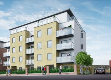 Thumbnail 2 bed flat for sale in Viridium, Sullivan Road, Camberley
