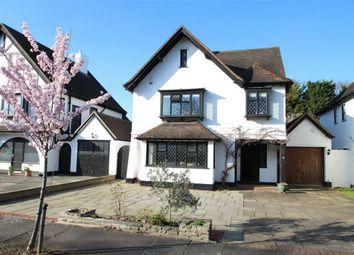 Thumbnail 4 bed detached house for sale in Kingsway, Petts Wood, Orpington, Kent