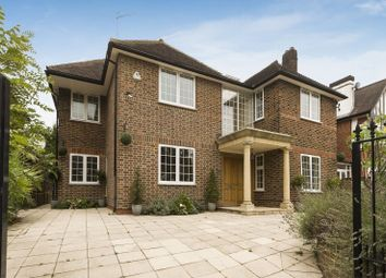 Thumbnail 6 bed detached house to rent in Aylmer Road, London