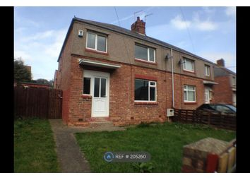 Thumbnail 3 bed semi-detached house to rent in Rydal Rd, Ferryhill