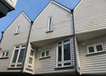 Thumbnail 2 bedroom town house to rent in Brownings Yard, Sea Street, Whitstable