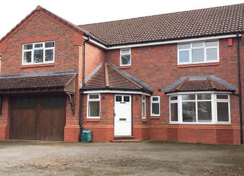 Thumbnail 5 bed detached house for sale in West Coker Road, Yeovil